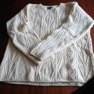 Vinage Classic Cable Pullover